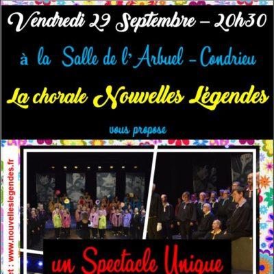 Affiche concert NL Septembre 2017