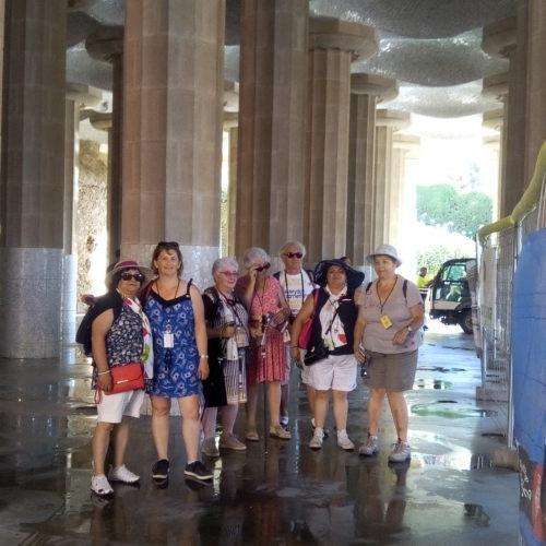 Parc réalisé par Gaudi