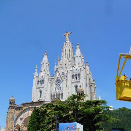 nous pouvons visiter l'église Sagrat Cor