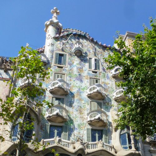 Maison de Gaudi