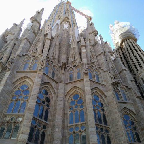 Visite de la Sagrada Familia