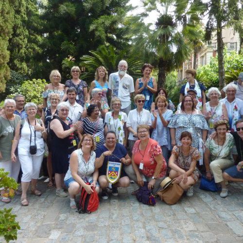 Du 2 au 8 juillet 2018 Festival International de Chorales. Présence de 3 Chorales étrangères : l'Argentine, Taiwan et la France